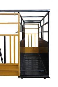 משקל קירות ישרים סגירה תחתונה בדלתות