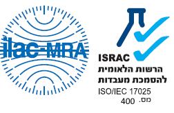 לוגו מעבדת כיולים שקילה 17025